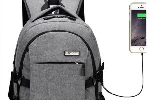 Blue sky qian G-25 Laptop Backpack