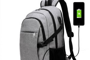 USB Charging SmartBackpacks