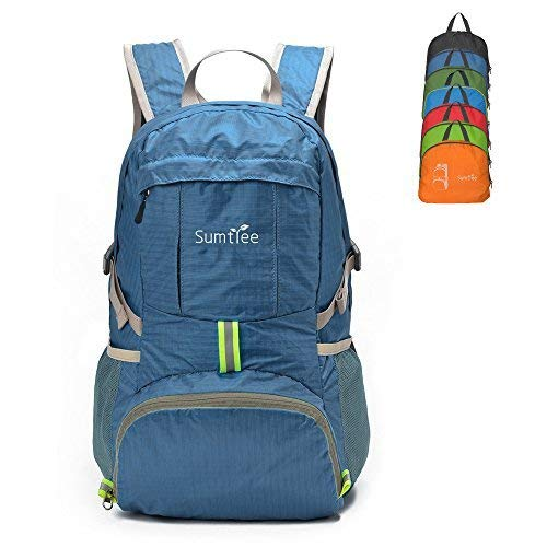 Sumtree Lightweight Foldable Packable Backpack