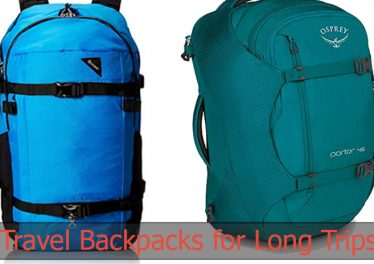 Travel Backpacks for Long Trips