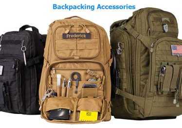 Backpacking Accessories